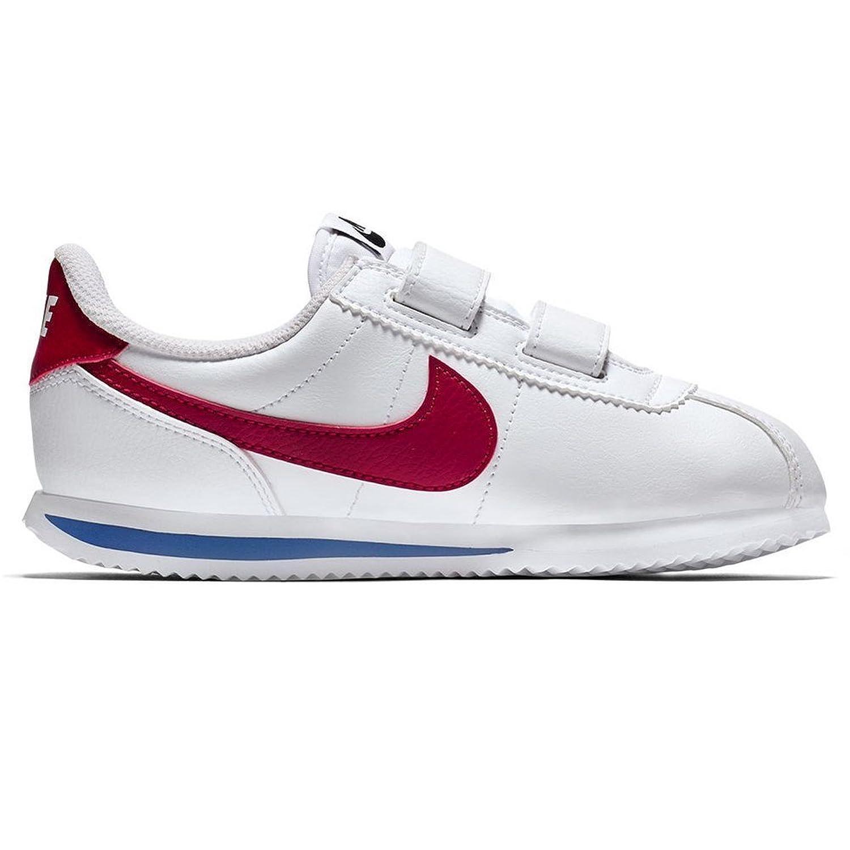 Nike wmns classic cortez leather Blanco rojo Walking