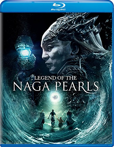 Blu-ray : Legend Of The Naga Pearls (Blu-ray)