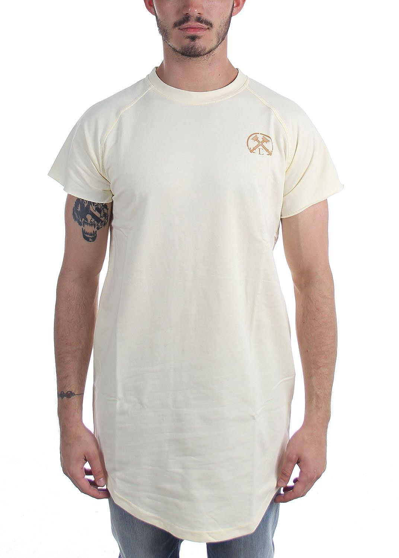 Mens This Mess Raglan Cap Sleeve Drop T-Shirt Civil Clothing