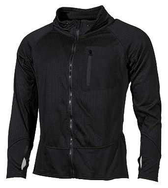 mfh tactical  : MFH Men's US Tactical Soft Shell Jacket Black: Clothing