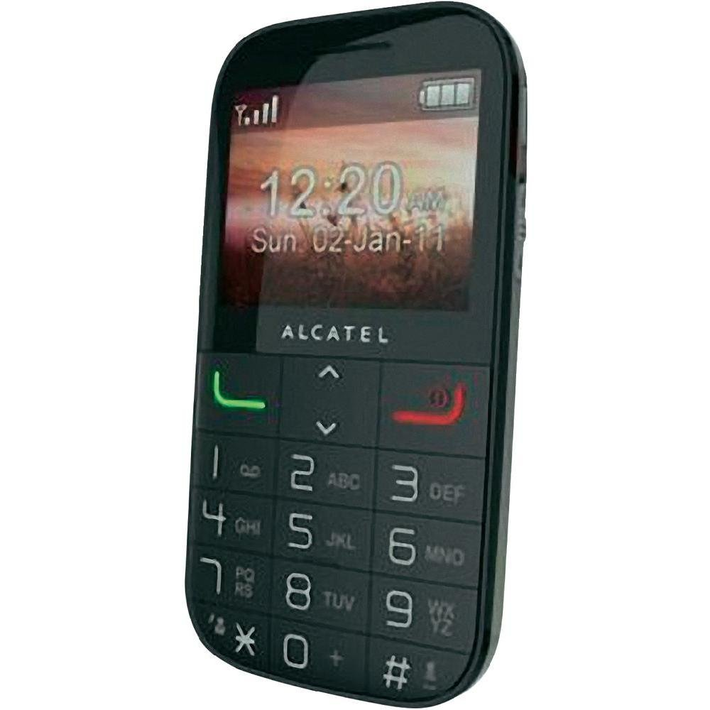Alcatel One Touch 2000X - white - GSM - mobile phone