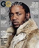 GQ Style Magazine (Holiday, 2016) Kendrick Lamar Cover