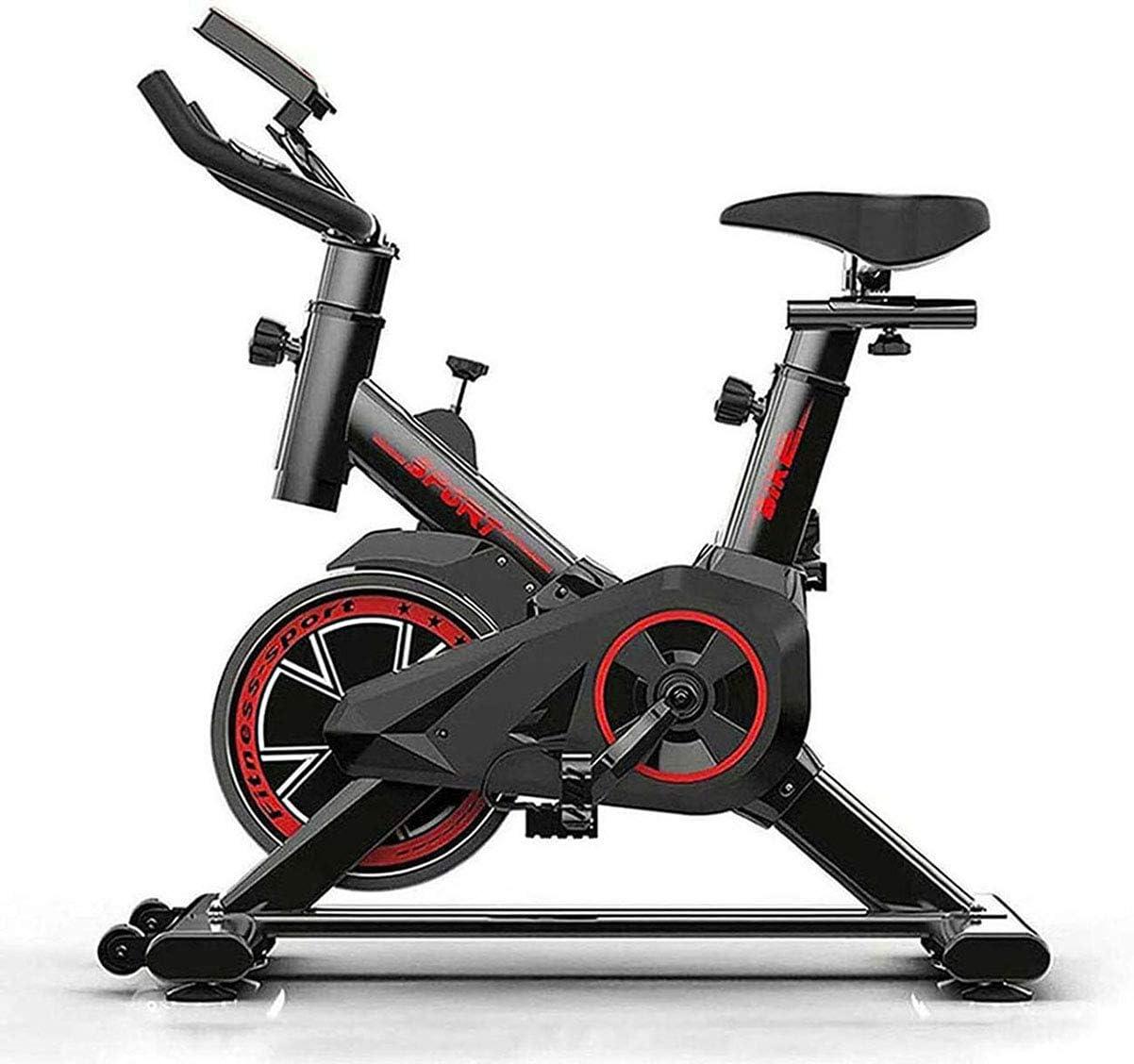 WERFFT Indoor Cycling Bicicletas, Ultra silencioso Inicio ...