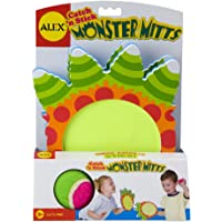 ALEX Toys Catch N Stick Monster Mitts