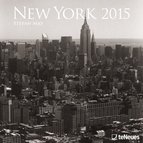 2015 calendar wall new york - 1