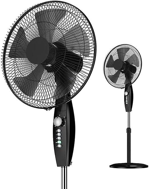ventilador GXFC pie,oscilación Automática,Ajustable Altura,3 ...