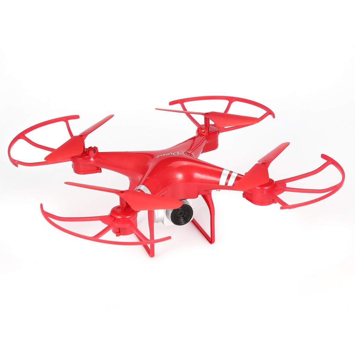ToGames KY101 WiFi FPV Weitwinkel720p Kamera Selfie RC Drone Höhe Halten Headless Art und Weise 3D Flips Quadcopter mit 3 Batterien