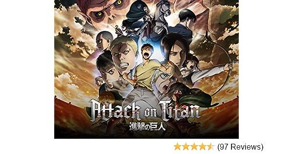 Amazon com: Watch Attack on Titan, Season 2 | Prime Video