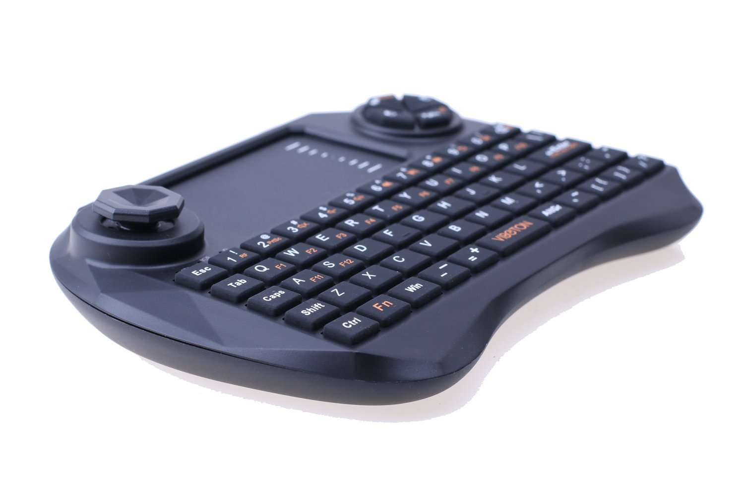 Amazon.com: C-Zone 2.4ghz Newest Viboton-x3 Mini Qwerty Wireless Keyboard +Air Mouse Handheld Remote Controller with Touchpad for Tv Box: Computers & ...