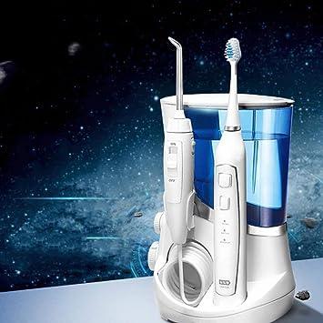 Teeth Cordless Irrigator Oral Cepillo De Dientes Eléctrico con Punta De Chorro 5 para Dientes 10