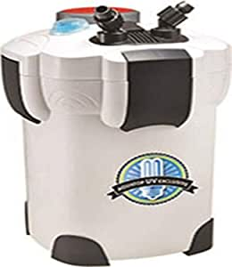Aquatop CF Series Canister Filter (370 and 525 GPH with UV)