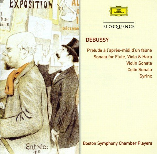 Chamber Players (Debussy: Chamber Music)