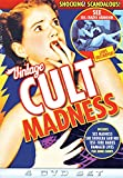 Vintage Cult Madness (Test Tube Babies/She Shoulda Said No!/Sex Madness/Damaged Lives) (4-DVD)