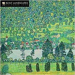 Flame Tree Studio - Klimt Landscapes Wall Calendar 2020