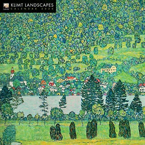 Klimt Landscapes Wall Calendar 2020 (Art Calendar)