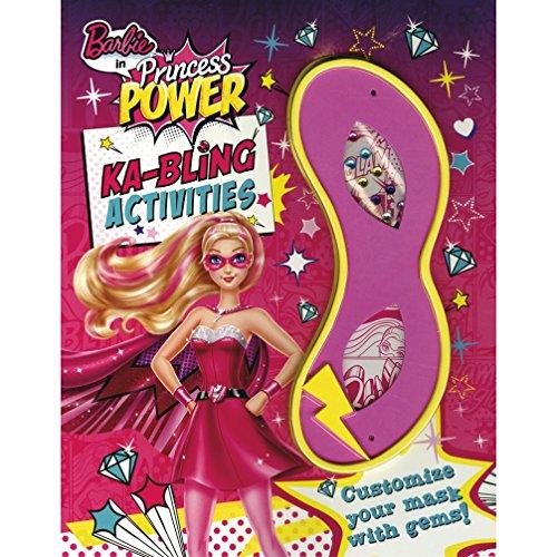 BARBIE PRINCESS POWER KA-BLING ACTIVITIES