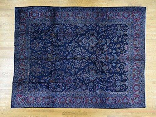 Persian Wool Vase - Oriental Rug Galaxy 9'10