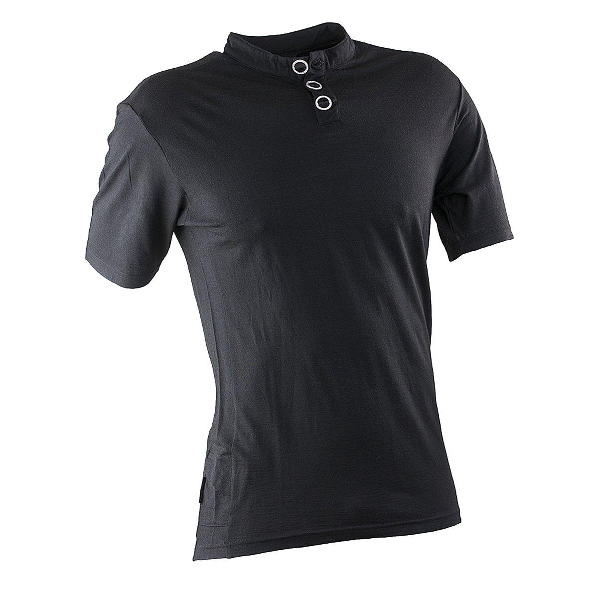 RaceFace Henley Short Sleeve Jersey