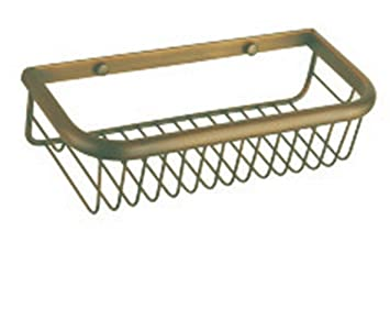 Korb Badezimmer.Exquisite Badezimmer Set Korb Bad Metallkorb Amazon De