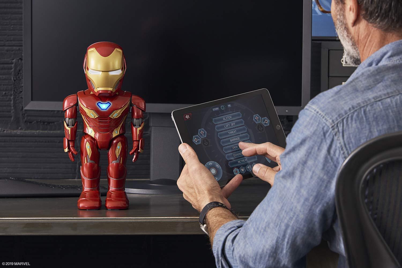 UBTECH Marvel Avengers: Endgame Iron Man Mk50 Robot by UBTECH (Image #5)
