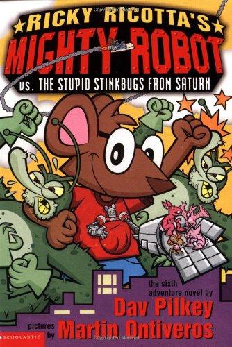 Ricky Ricotta's Mighty Robot vs. The Stupid Stinkbugs from Saturn PDF