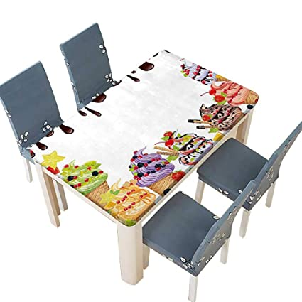 Wondrous Amazon Com Pinafore Decorative Tablecloth Sweet Background Gmtry Best Dining Table And Chair Ideas Images Gmtryco