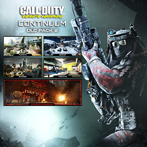 Call of Duty: Infinite Warfare - DLC2 Continuum - PS4 [Digital Code] by Activision