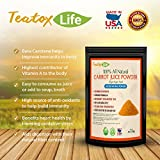 Carrot Juice Powder mix whole food pack - 4 oz 120 grams Made in USA Discount