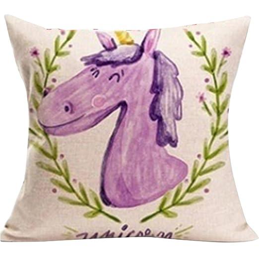 Corazón altavoz Multicolor unicornio Impresión manta funda ...