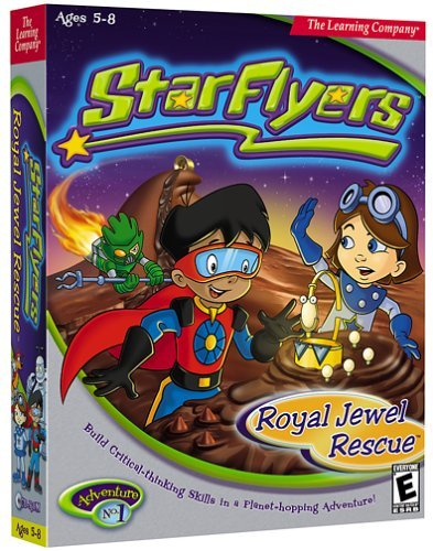StarFlyers Royal Jewel Rescue - PC/Mac by The Learning ()