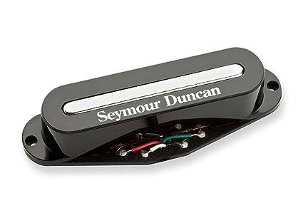 Amazon com: Seymour Duncan STK-S2B Hot Stack Strat Single
