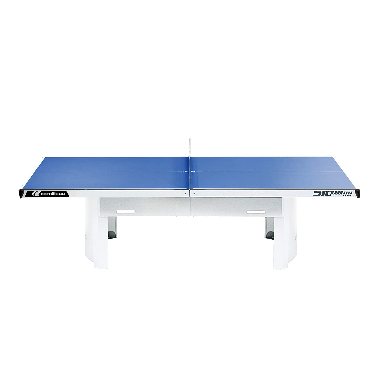 Amazon.com   Cornilleau 510M Outdoor Stationary Blue Table Tennis Table ...    Sports   Outdoors c5f9b4bca437