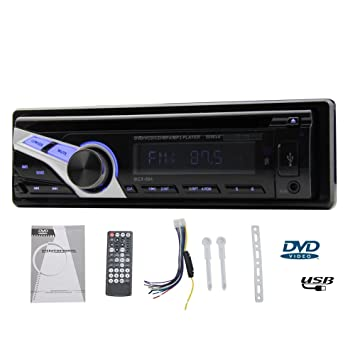 One din hot sale universal car cd dvd player with amazon one din hot sale universal car cd dvd player with remote control detachable front panel audio publicscrutiny Images