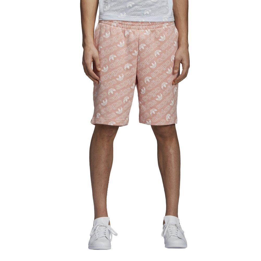 TALLA XL. adidas Allover Print–Pantalones Cortos