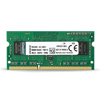 Review Kingston ValueRAM 4GB 1600MHz