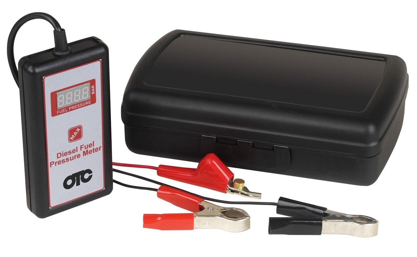 OTC 3674 Diesel Fuel Pressure Tester