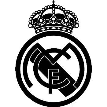 Amazon Com Maple Enterprise Real Madrid Fc Black Logo