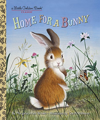 Home for a Bunny (Little Golden - Brown Little Children Books