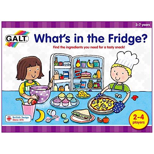 The Fridge?, Board Game ()