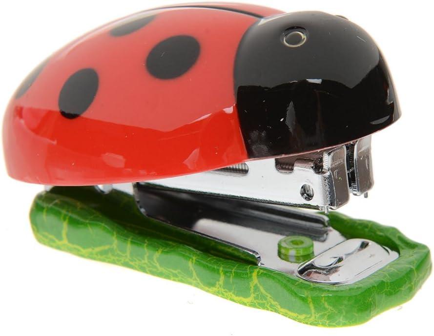 Mini Ladybug Stapler Japan