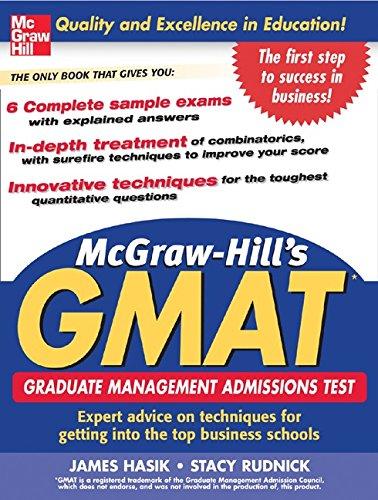 Download McGraw-Hill's GMAT Pdf