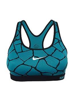 Nike Ropa Interior Pro Mujer Classic cojín del Sujetador de la Jirafa, 682874-309