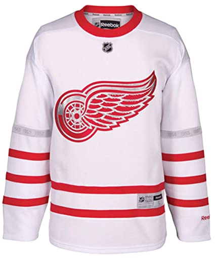 4bb29671aff Image Unavailable. Image not available for. Color  Detroit Red Wings 2017  Centennial Jersey (3X)