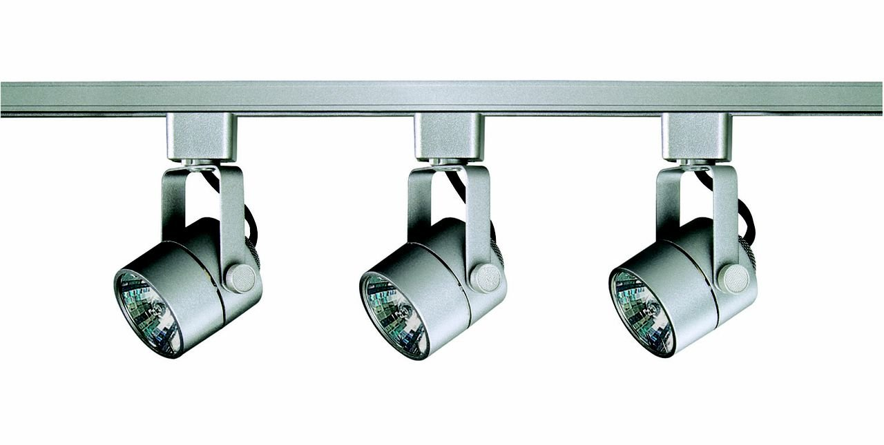 Royal Pacific 7934GBA 3-Light Track Pack, 4-Feet, Brushed Aluminum