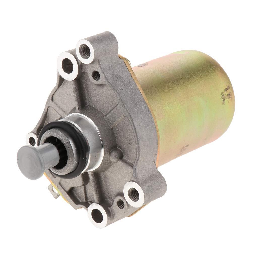 Anlassermotor F/ür Aprilia 125 RS125 Rotax Elektrostarter Roller Starter IPOTCH Anlasser