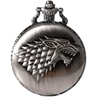 Game of Thrones House Stark Crest - Reloj