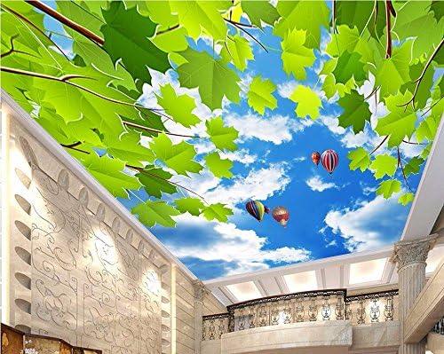 Dipinti Murali E Pittura Ad Ago : Lwcx photo personalizzato murali a soffitto 3d wallpaper home decor