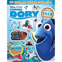 Ultimate Sticker Collection: Disney Pixar Finding Dory