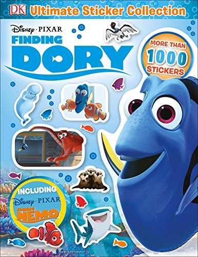 Ultimate Sticker Collection: Disney Pixar Finding
