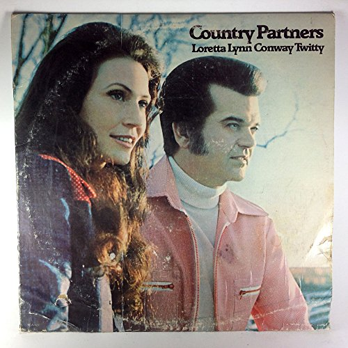 CONWAY TWITTY - Loretta Lynn & Conway Twitty - Country Partners Mca 427 - Zortam Music